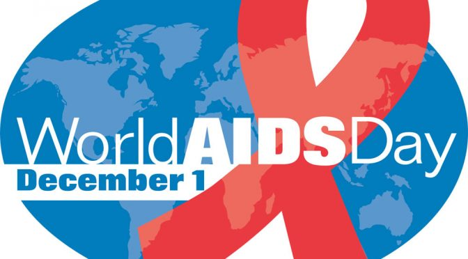 World AIDS Day Service, November 26, 2017